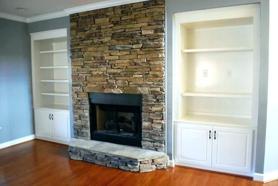 Faux Stone Panels For Fireplace Lowes Stone Panels Wall Fireplace