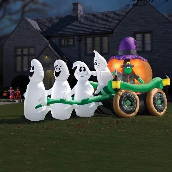 Ghost Halloween Inflatables 2014 Ebay, Walmart Pictures Halloween - halloween decorations at walmart