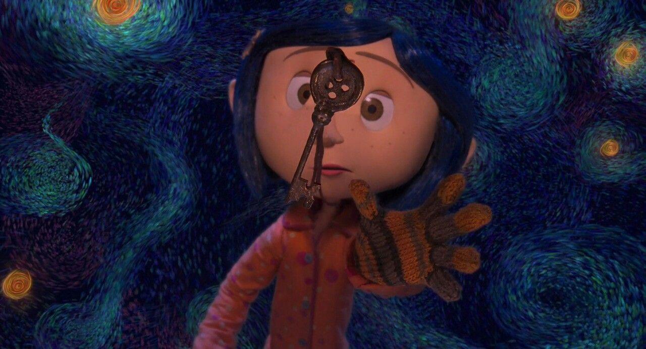 Coraline Van Gogh Inspired Scene Coraline Coraline Movie Coraline Coraline Aesthetic