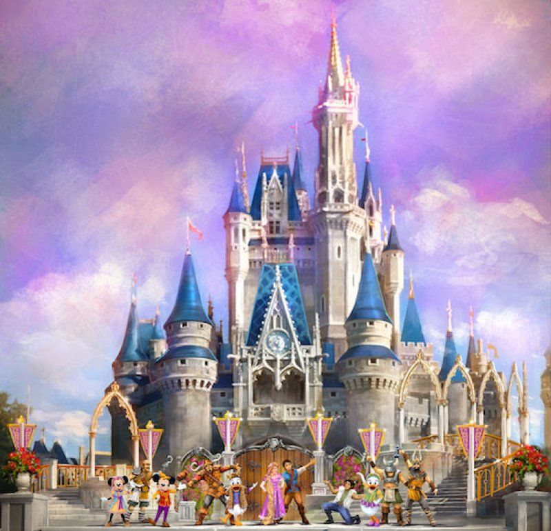 Conforme anunciado no blog oficial da Disney por Shawn Slater na data de ontem (15 de fevereiro de 2016) um novo espetáculo será apresentado no parque Magic Kingdom no...