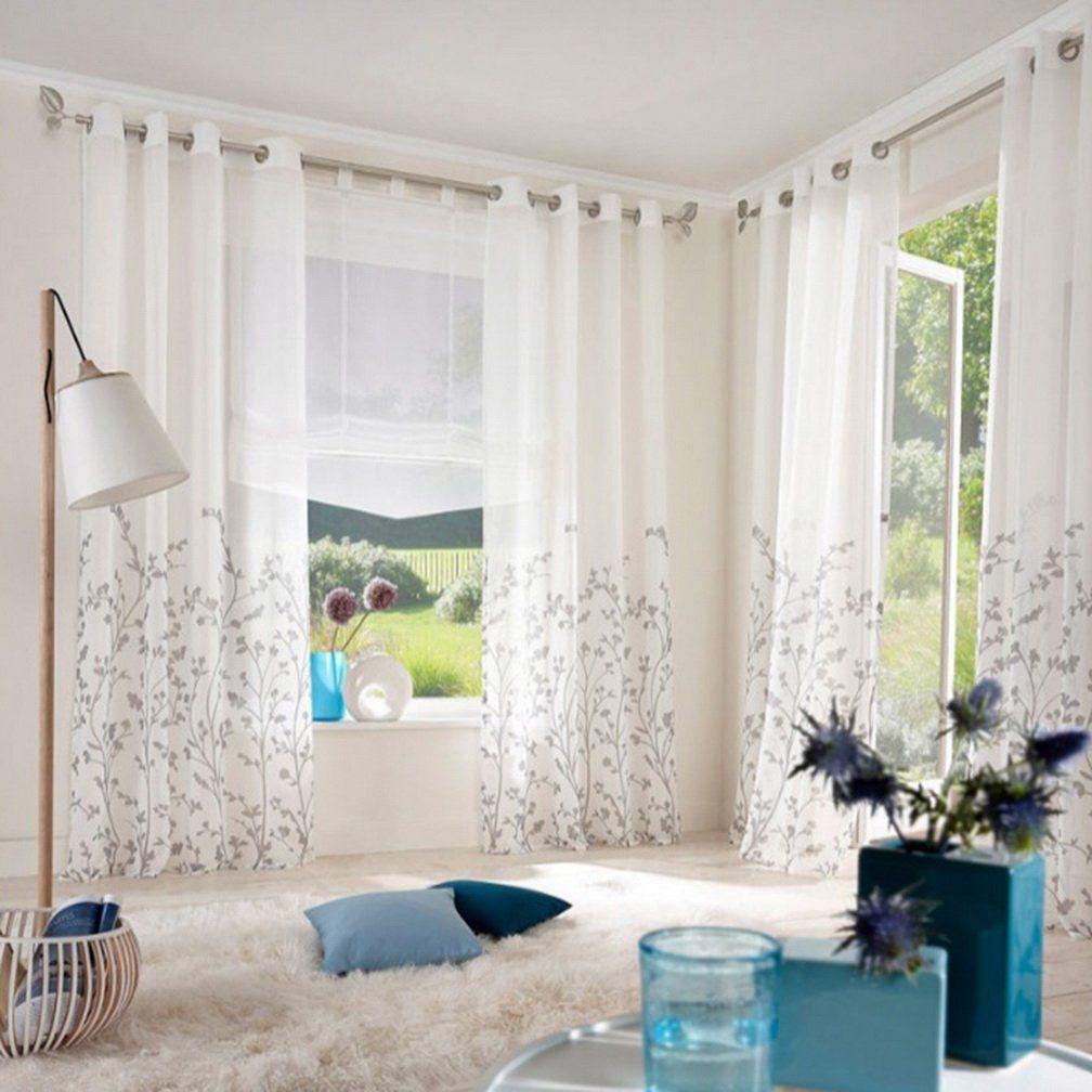 Amazon Wohnzimmer Gardine