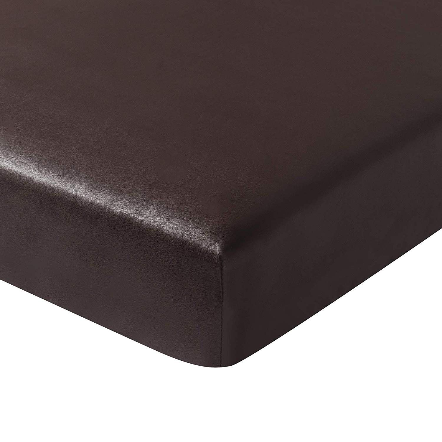 Stretchy Replacement Sofa Seat Covers PU Leather Cushion Cover Protector Couch