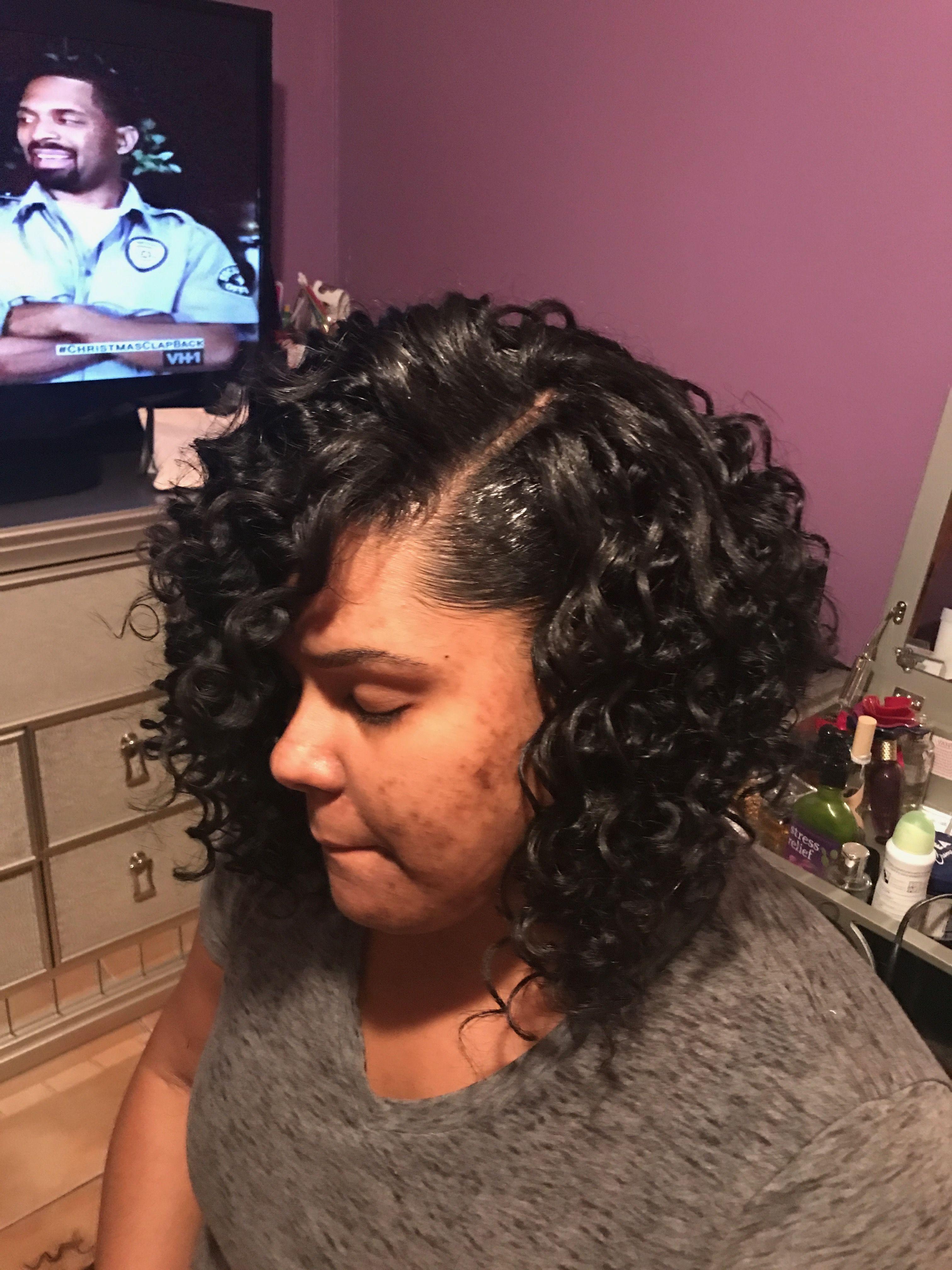Short deep wave bob | Bob hairstyles, Hair beauty, Hair styles