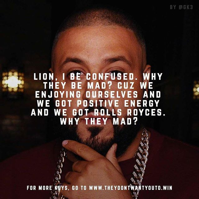 Dj Khaled Quotes Top 100 Dj Khaled Quotes Photos #djkhaledquotes See More Http