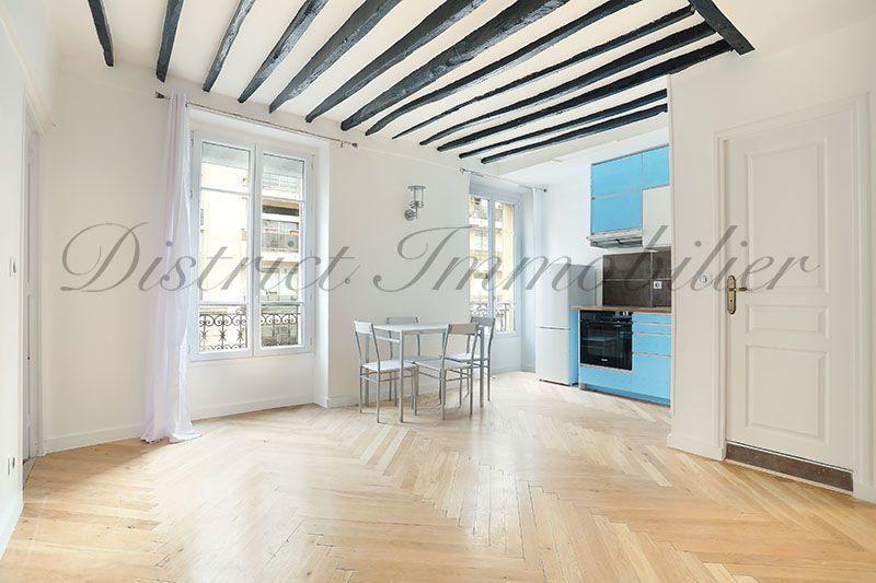 Appartement - Rue de la Croix Nivert - Charmant 2 pièces de 35m²