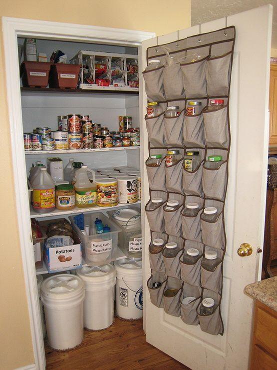 Get Organized With Kitchen Storage Racks   Http://ohhkitchen.com/get