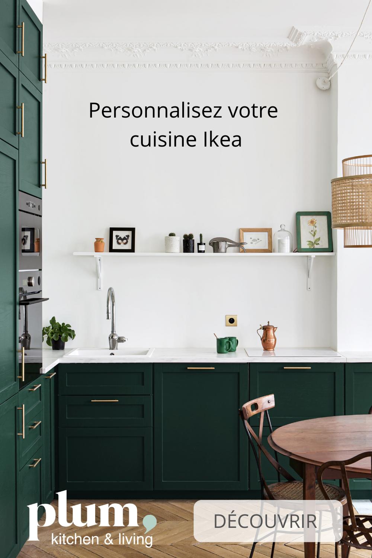 Decouvrez Les Facades Plum Kitchen En 2020 Meuble De Cuisine Ikea Cuisines Deco Cuisine Appartement