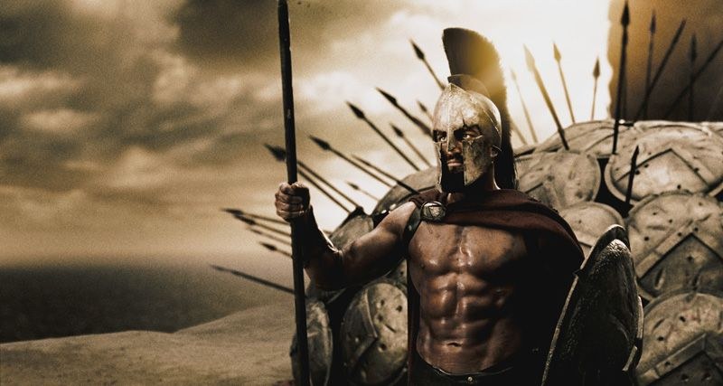 300 movie what is your profession