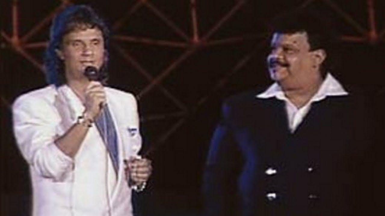 Roberto Carlos Tim Maia Pede A Ela Rc Especial 1985 Hd