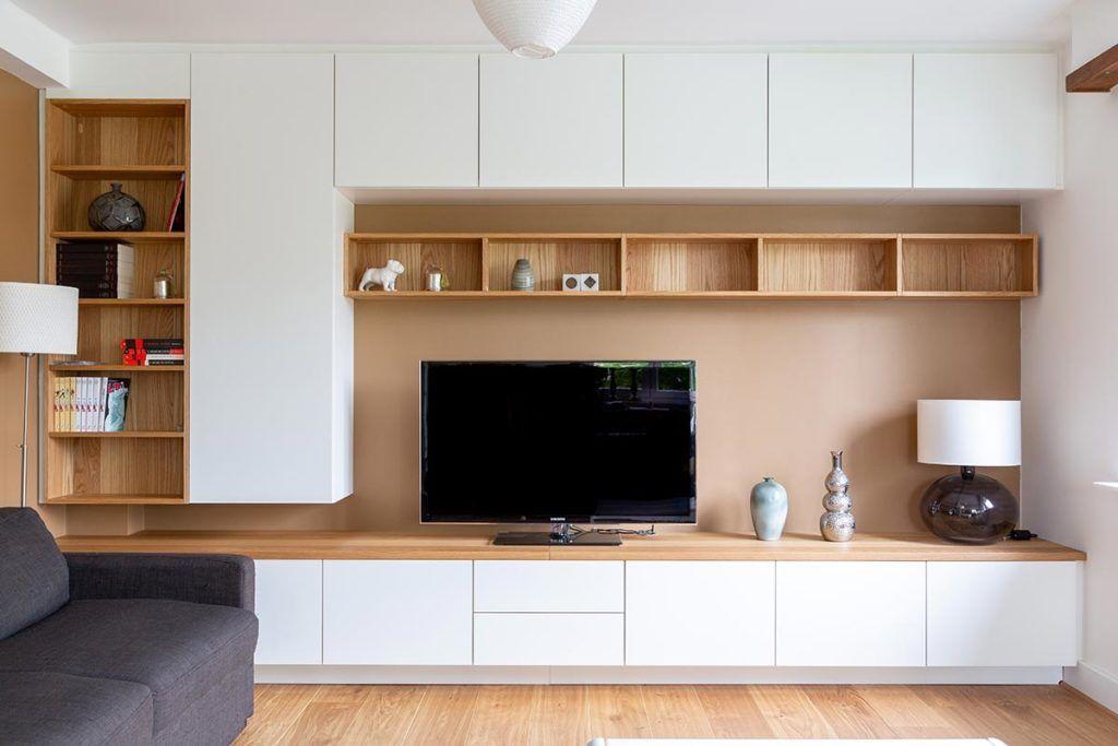 Meubles Et Mobilier Sur Mesure Haut De Gamme I Behome France En 2020 Meuble Tv Design Meuble Tv Mural Design Meuble Tv Sur Mesure