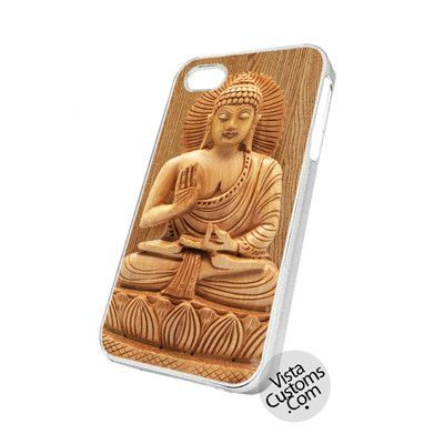 Buddha Statue Art Design Custom Cell Phones Cases For iPhone, Samsung Galaxy