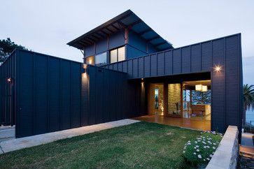 2 Corner House - modern - spaces - sydney - Matt Elkan Architect