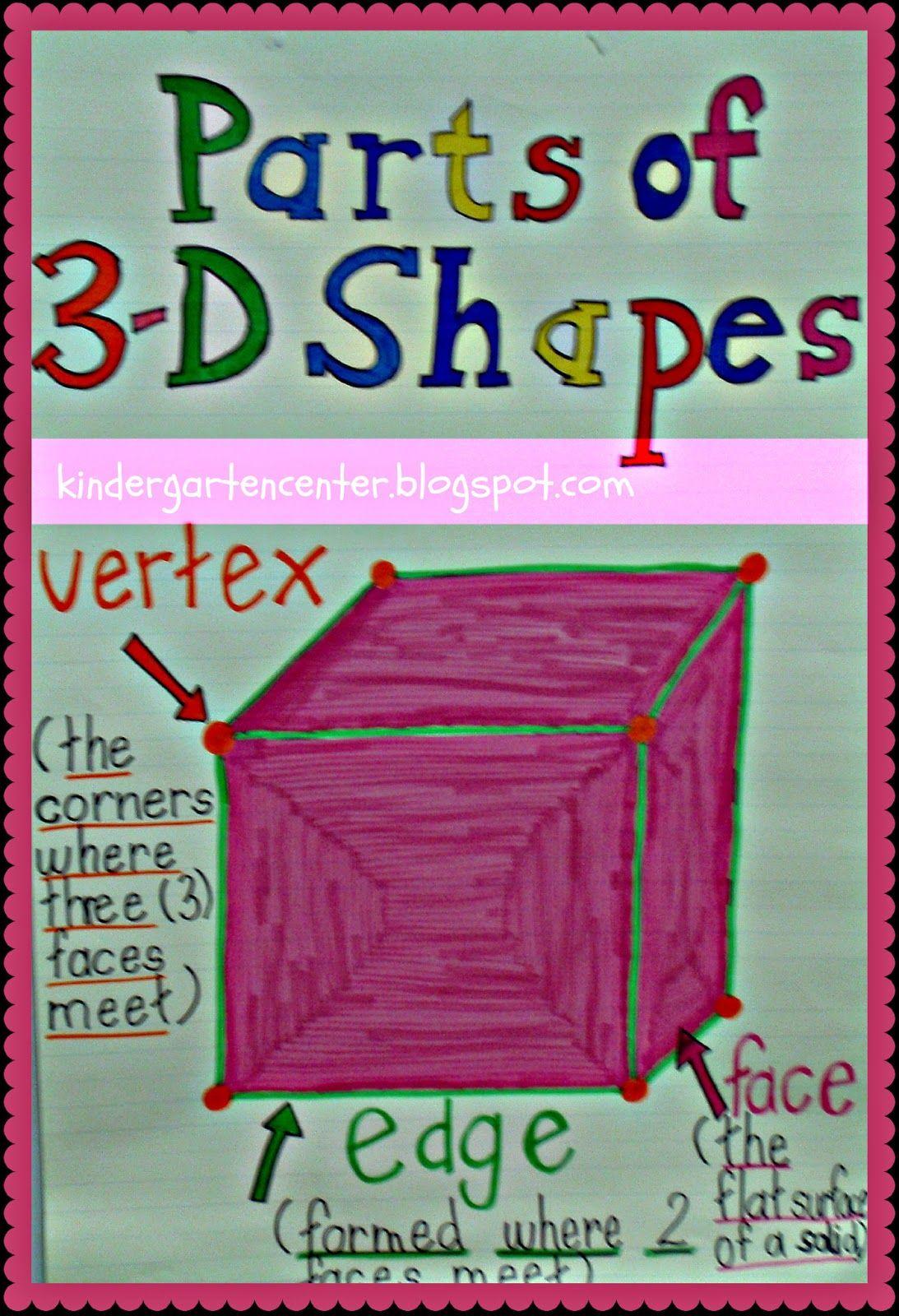 3 D Shape Fun