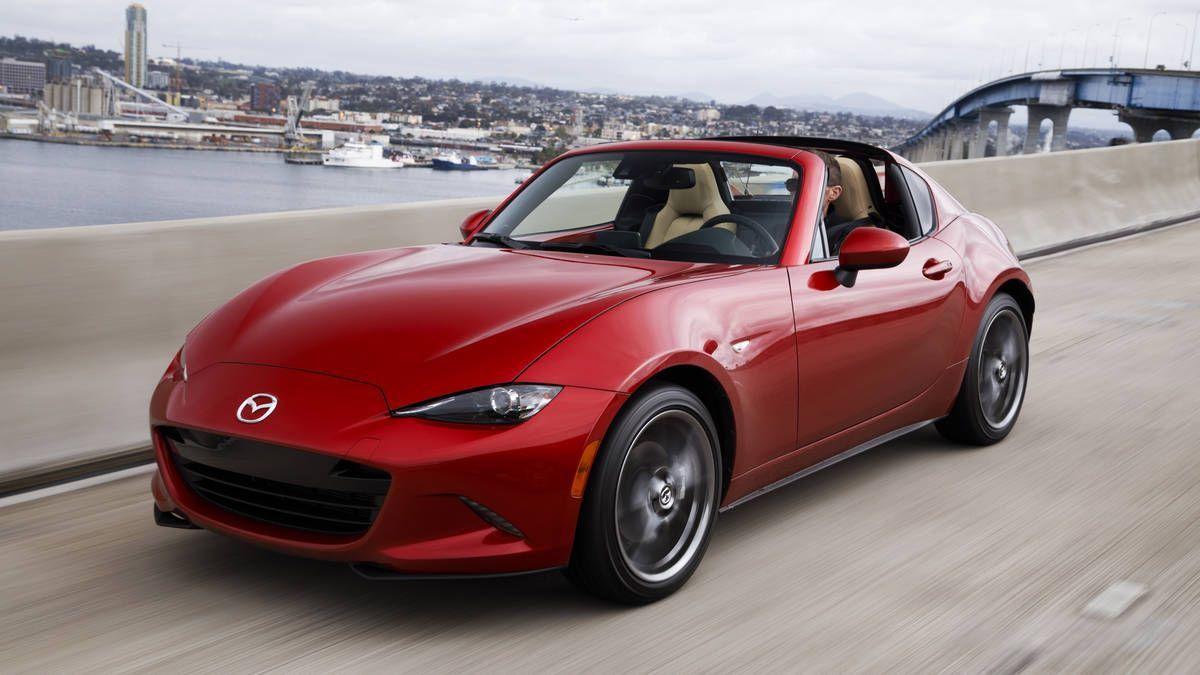 Check out the new 2017 Mazda MX5 Miata. mazda fun