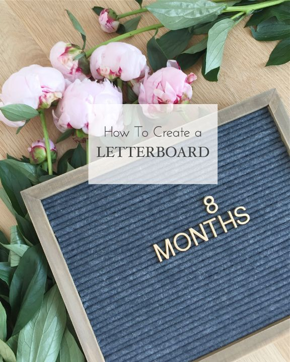 diy letterboard, create your own letterboard diy, letter board
