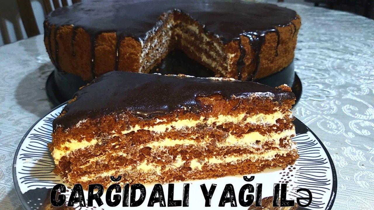 Duru Yagla Balli Tortun Hazirlanmasi Agizda əriyən Honey Cake Med Honey Cake Cake Food