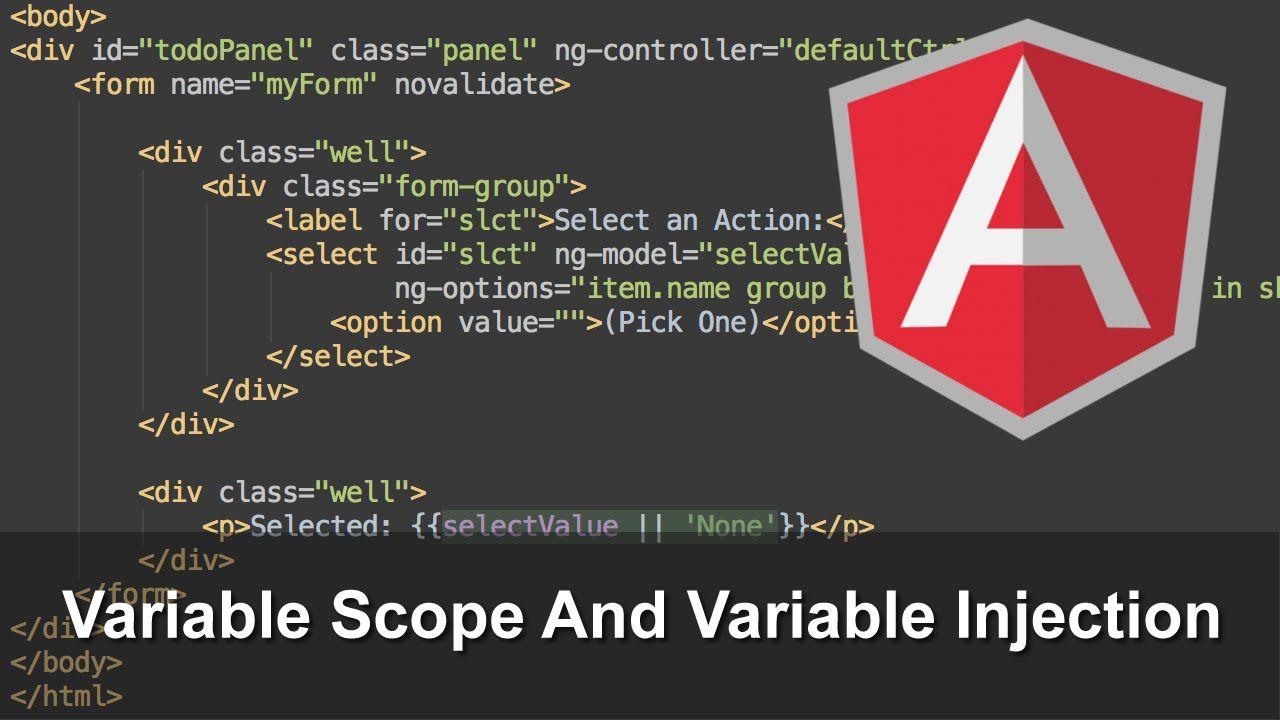 Understanding Variable Scope And Variable Injection In Less