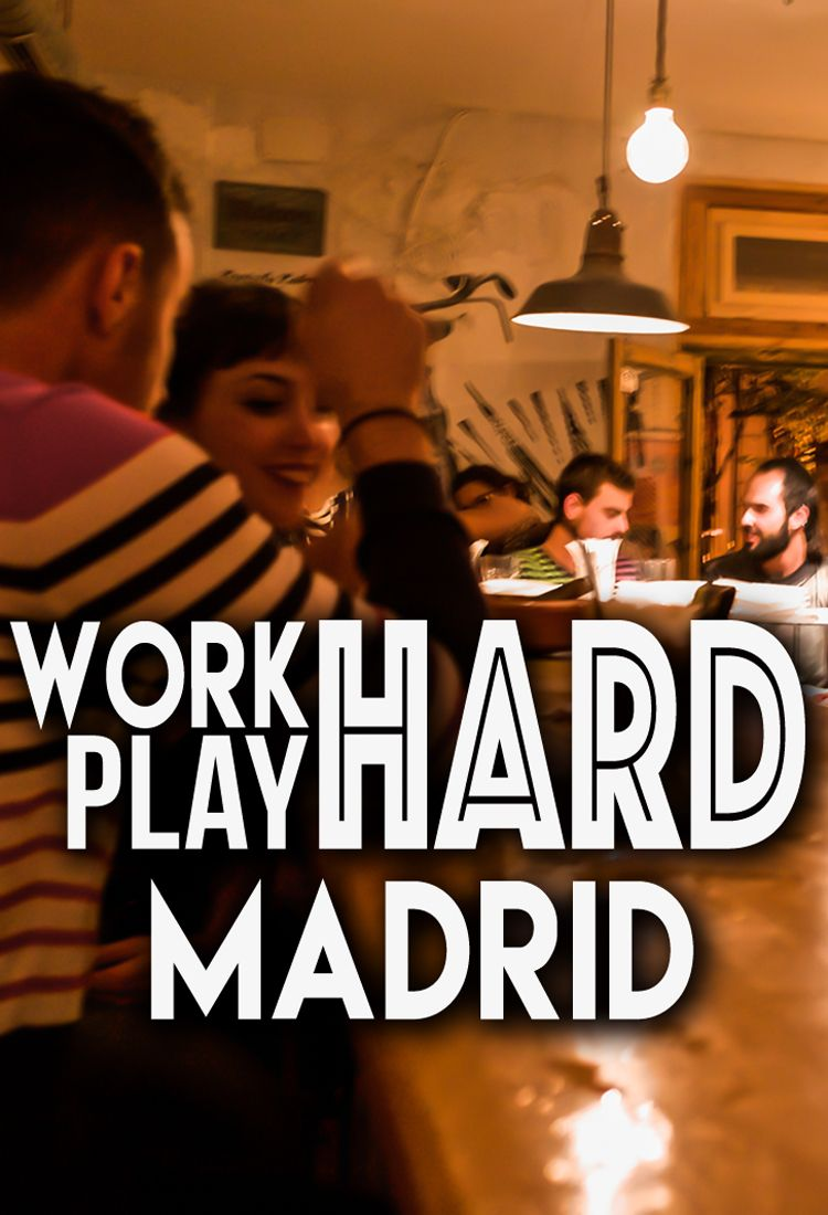 During the day the city is a hustle and bustle of workers going this way and that. But when the work is done, Madrid plays hard!