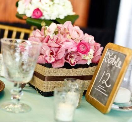 11 Centros De Mesa Para Boda Faciles De Hacer En Casa 8 Civil Wedding Wedding Centerpieces Centerpieces