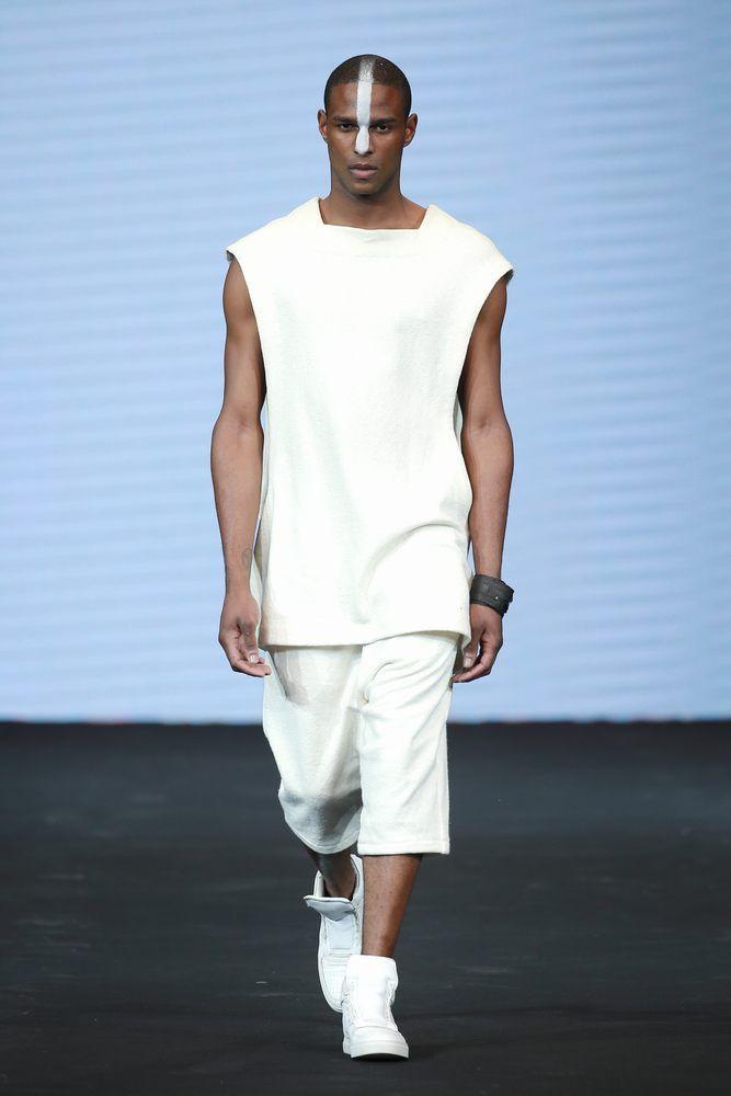 Cutphobia Spring/Summer 2016 - Mercedes-Benz Fashion Week China | Male Fashion Trends