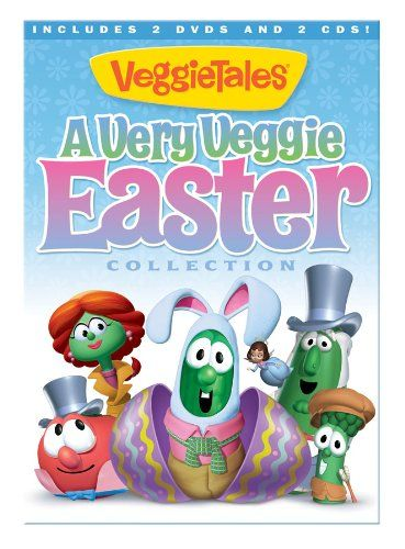 Veggie tales dvd gift for easter a very veggie easter i love bob veggie tales dvd gift for easter a very veggie easter i love bob and negle Choice Image