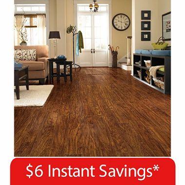 Superb Traditional Living Handscraped Oak Premium Laminate Flooring
