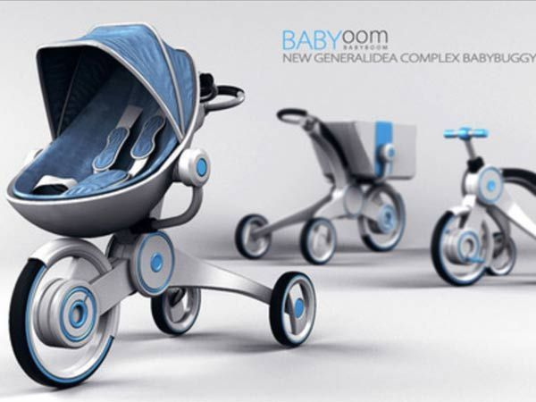 Coolest stroller ever! | Cool Things | Pinterest | Babies, Luxury ...