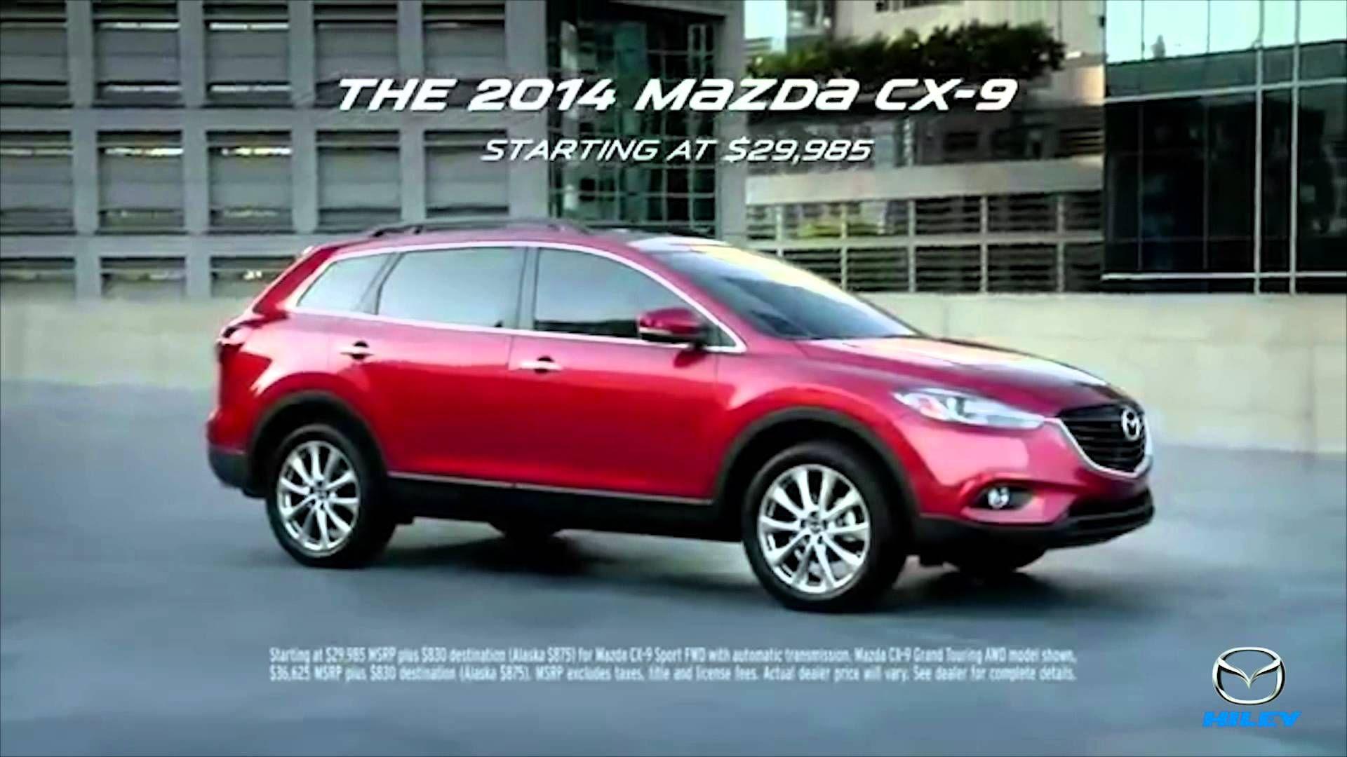Arlington, TX Buy 2014 2015 Mazda CX 9 Specials Dallas