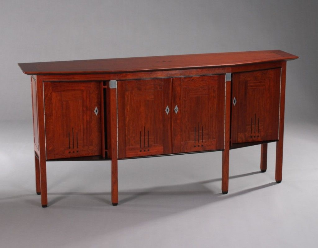 Art deco dressoir thompson art deco meubelen pinterest for Art deco meubilair