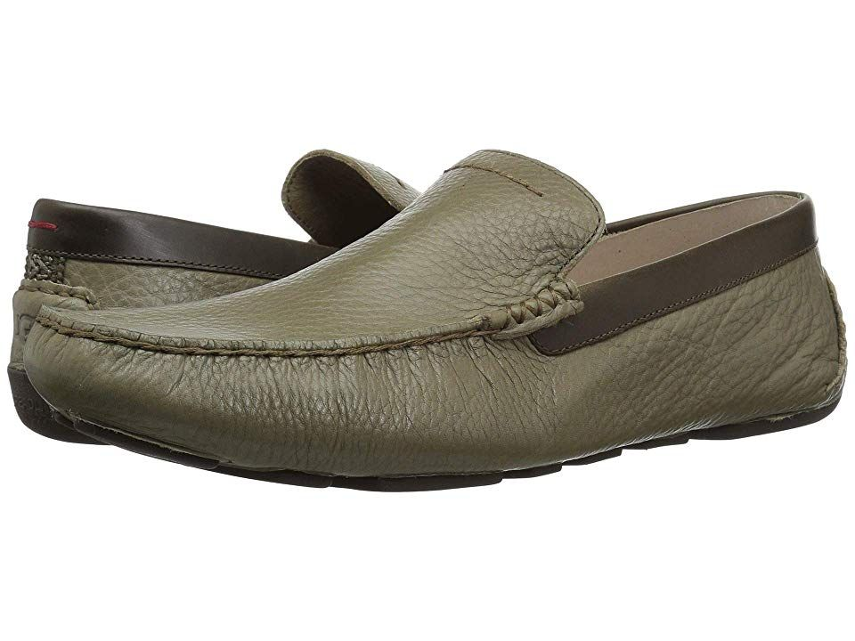 ad38331e132 UGG Henrick (Taupe) Men's Slip on Shoes. A handsome driving moc for ...