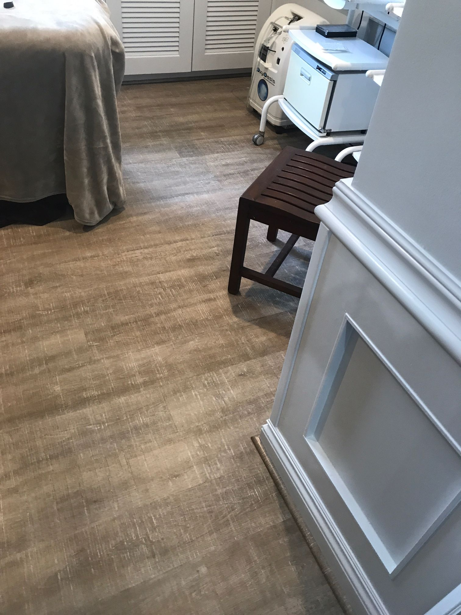 Coretec Plus Nantucket Oak Waterproof Laminate Flooring Laminate Flooring Flooring