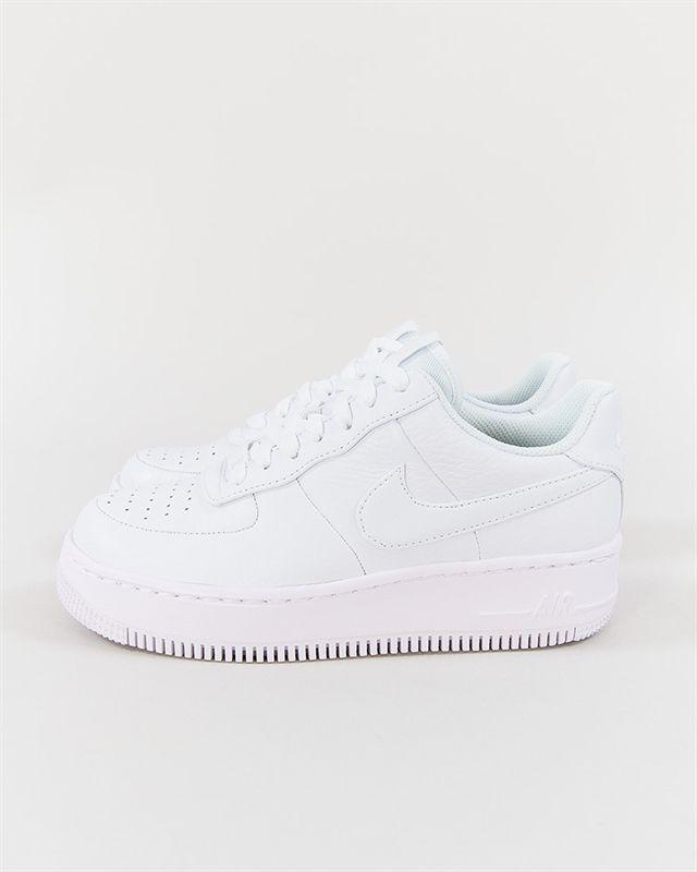 huge discount 12cdc ac52d Nike Wmns Air Force 1 Upstep - 917588-100 - White White-Black