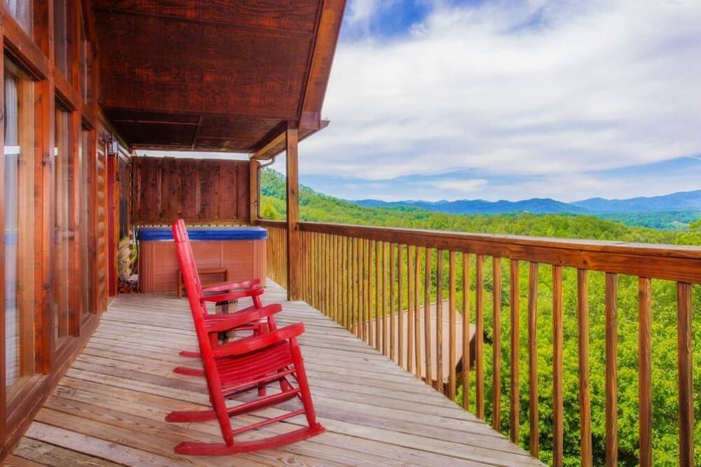 5 of our best honeymoon cabins in gatlinburg and pigeon