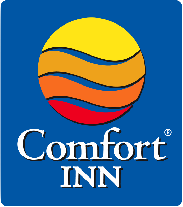 The Comfort Inn Logo I Think Has A Nice Design But The Colors Are A Bit Bland More Contrast Between Each O Comfort Inn And Suites Atlanta Hotels Maine Hotels
