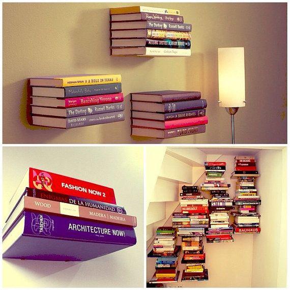 Repisa para libros \