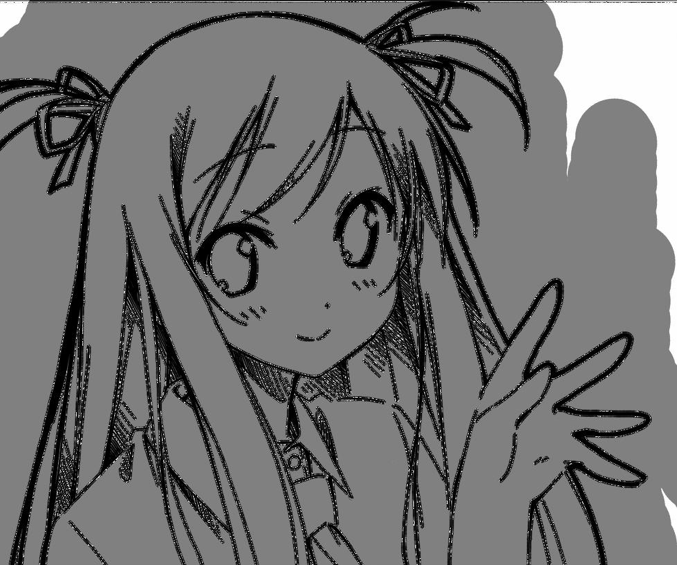 Anime Para Colorear Buscar Con Google Dibujos Colorear Anime