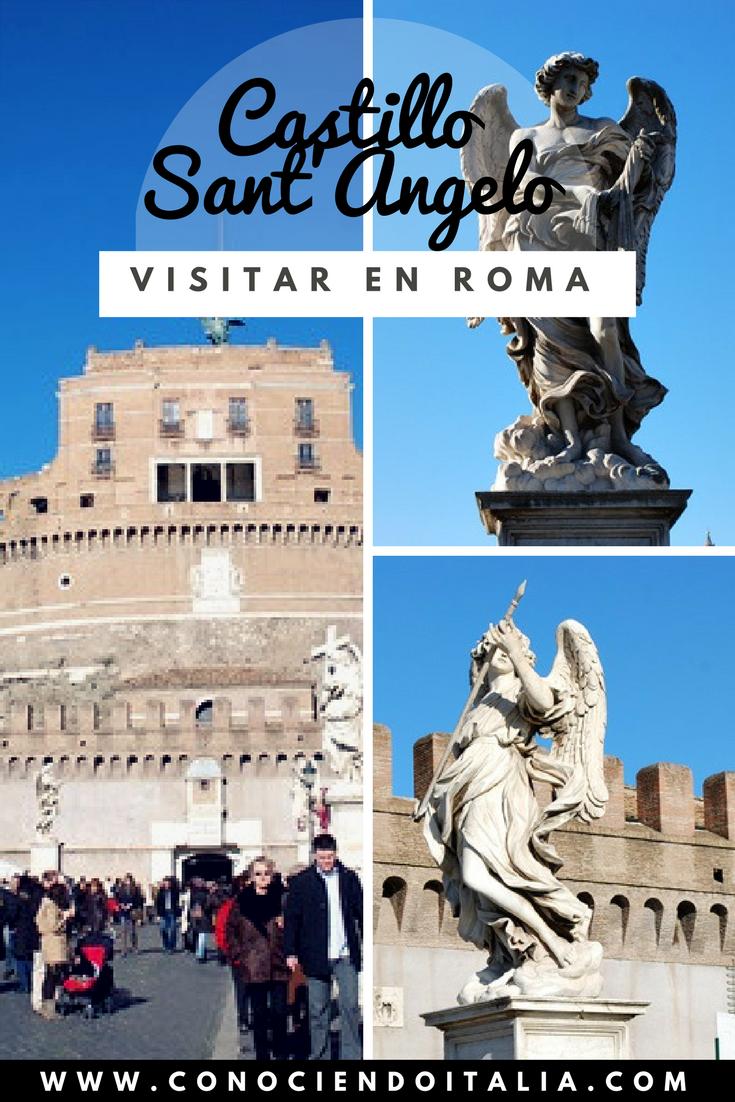 Castillo Sant Angelo Atracción Turística Que Visitar En Roma Vaticano Roma Que Visitar En Roma Viajes