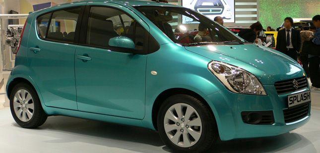Suzuki Splash Autodreams It Suzuki Car Rent A Car
