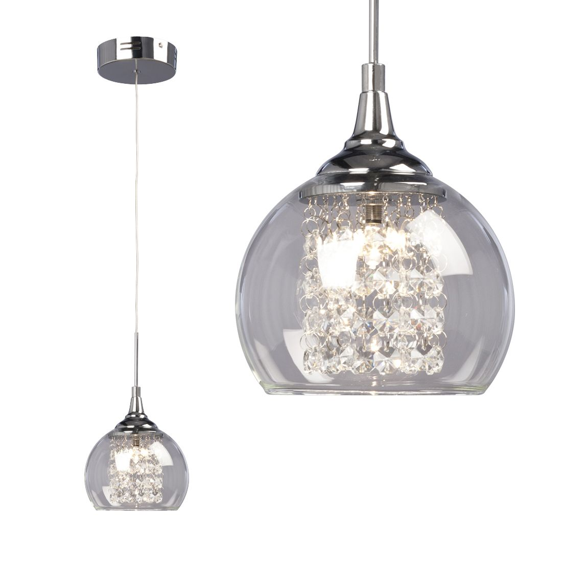 Shop galaxy lighting 916091ch rihanna mini pendant at lowes canada shop galaxy lighting 916091ch rihanna mini pendant at lowes canada find our selection of mini arubaitofo Choice Image