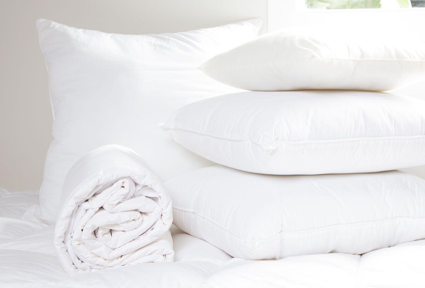 White Cotton Down Alternative Comforter | Crane U0026 Canopy. Leinen  BettdeckeLeinenlakenBettsetsBettbezug SetsZimmer EinrichtenKleine ...