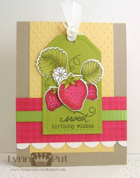 A Perfect card for Summer!