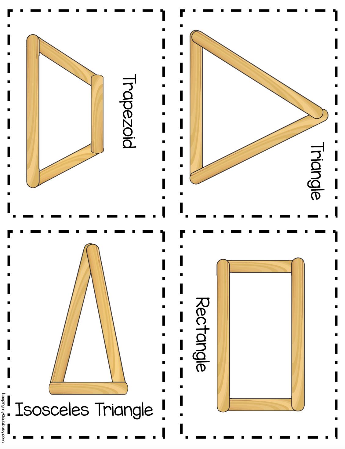 Kindergarten Math Center Problem Solving Popsicle Stick Geometry Shapes Kindergarten Preschool Math Centers Kindergarten Math Center [ 1470 x 1130 Pixel ]