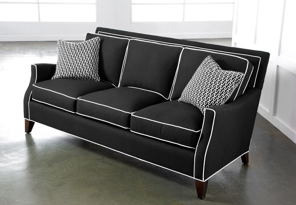 Black isn t what we are going for but this is the sofa we want for