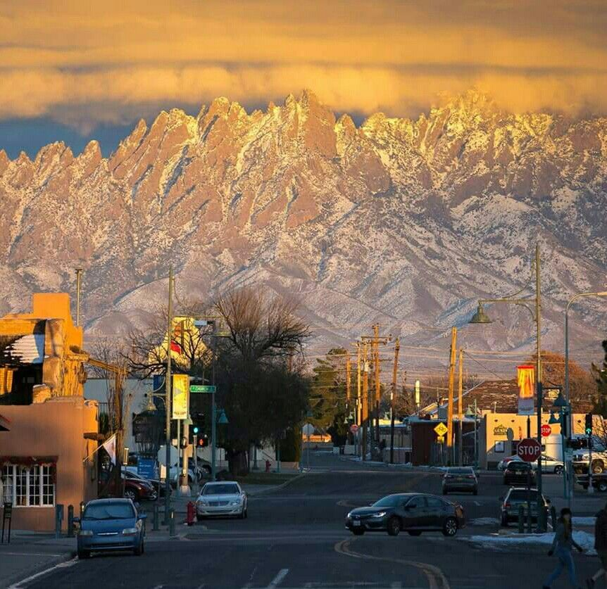 Las Cruces Nm Photo By Jett Loe Sun News Las Cruces New Mexico Mexico Travel Southwest Travel