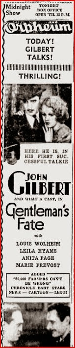 Watch Gentleman's Fate Full-Movie Streaming