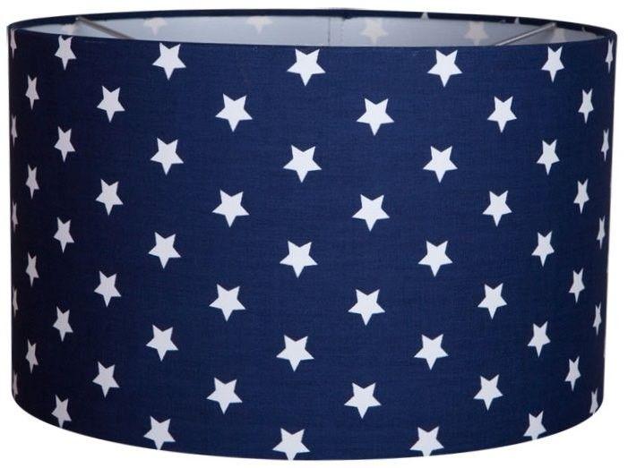 sterren babykamer lamp donkerblauw witte ster little dutch, Deco ideeën