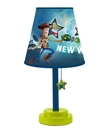 Toy Story Table Lamp Zulily Toy Story Room Toy Story Nursery Toy Story Bedroom