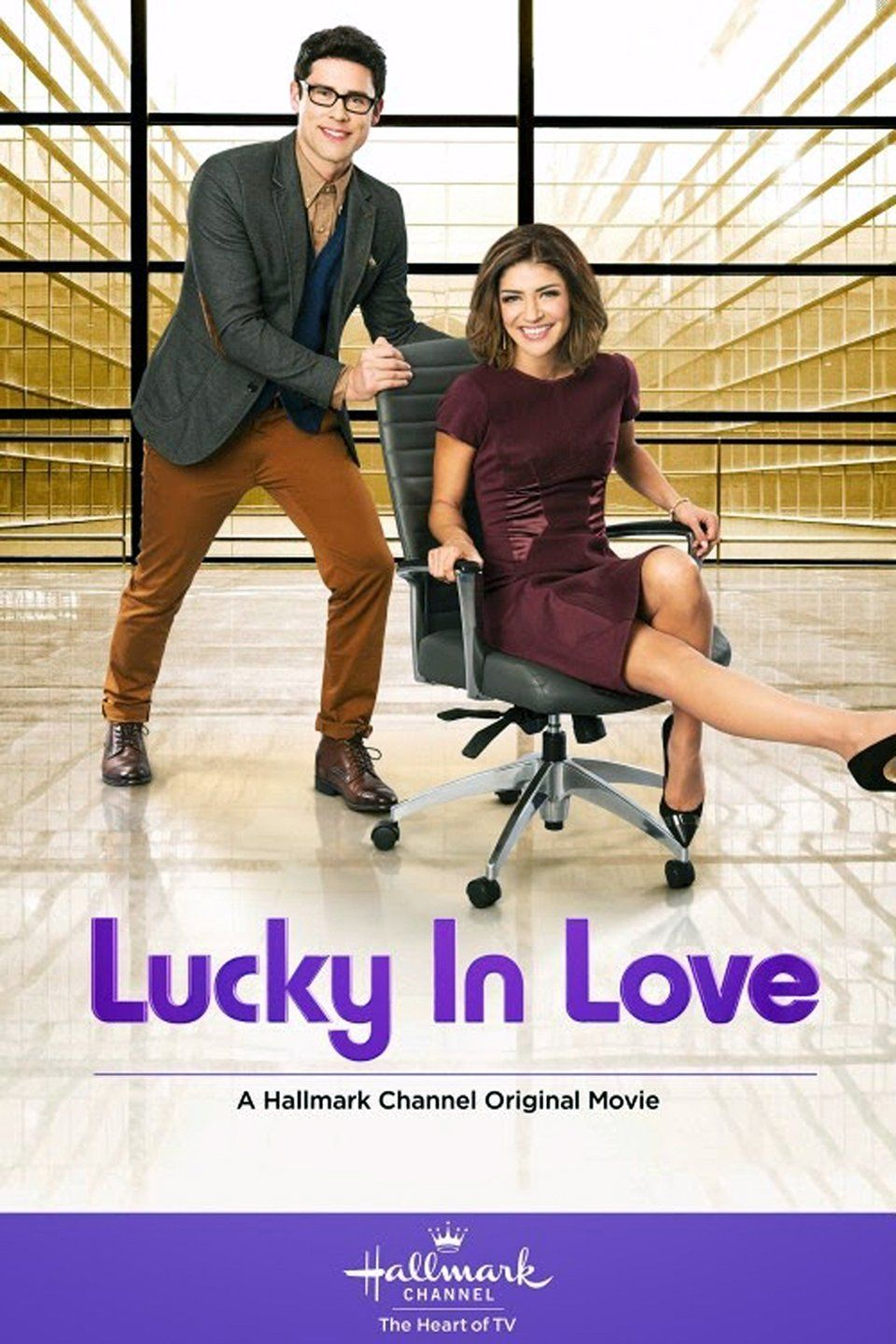 Lucky In Love Filmes Adoro Cinema Cinema