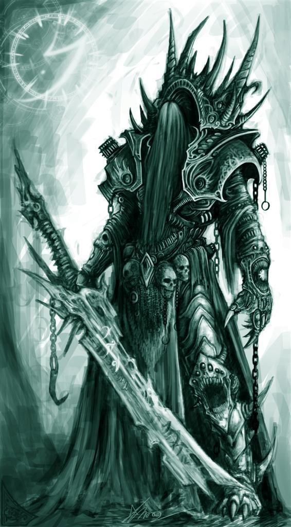 Devil Lord Fantasy Art