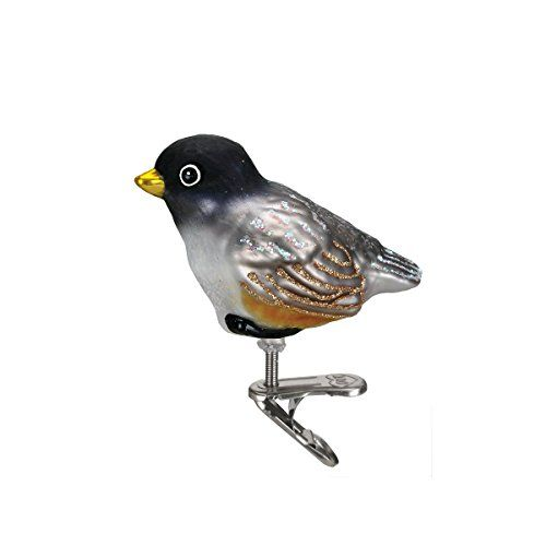 Old World Christmas Baby Robin Glass Blown Ornament Read More Reviews Of The Product By Visiti Old World Christmas Ornaments Old World Christmas Baby Robin